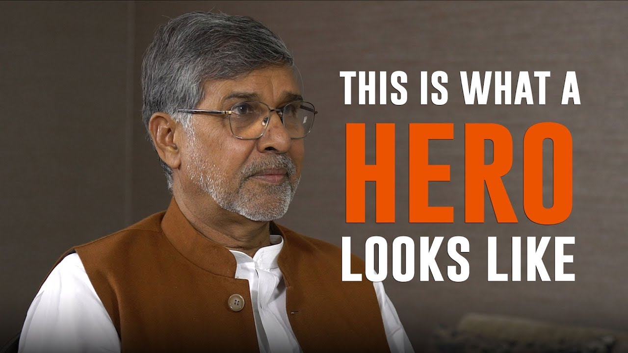 This Is What A Hero Looks Like | by Jay Shetty