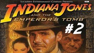 Indiana Jones et le tombeau de l'empereur #2  | UN TEMPLE ET DES PIEGES !