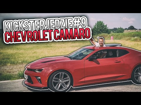 Chevrolet Camaro - Kickster jedzie #17