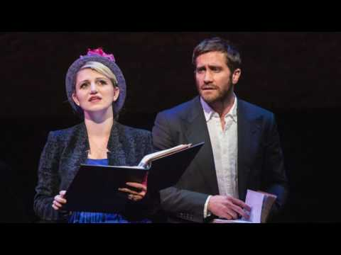 Jake Gyllenhaal & Annaleigh Ashford  Move On  Sunday In The Park With George
