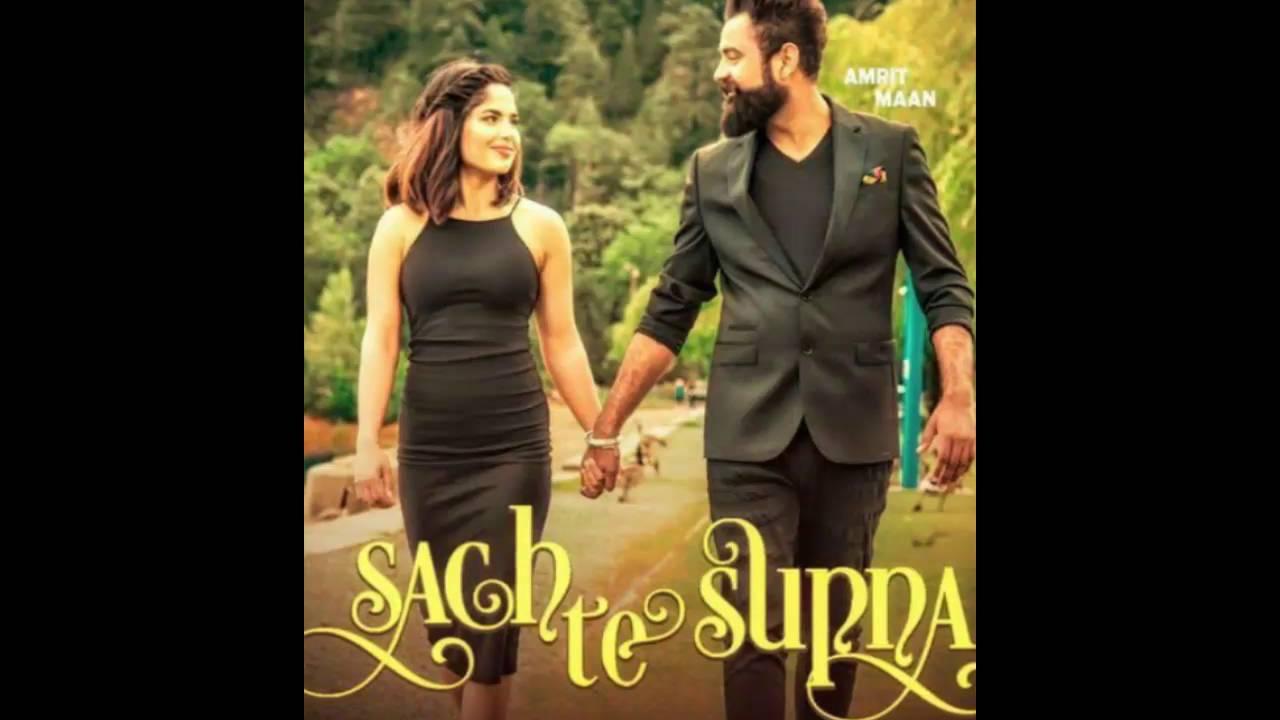 Sach Te Supna | Amrit Maan | Gag Studioz | Sukh Sanghera