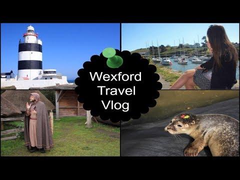 Irish Adventures | Wexford Travel Vlog | Eimear McElheron