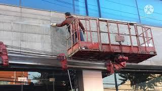 #대리석청소#건물외벽청소