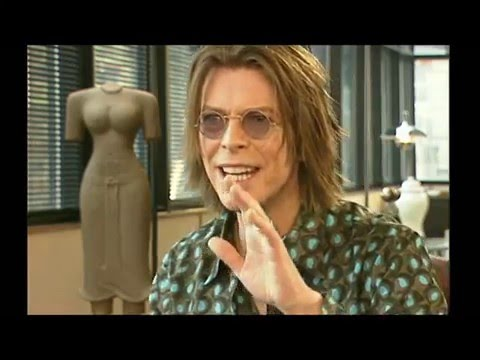 David Bowie predicted in 1999 the impact of the Internet in BBC interview