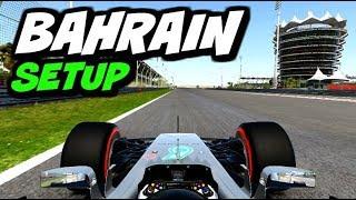 F1 2017 BAHRAIN HOTLAP + SETUP (1:28.038)