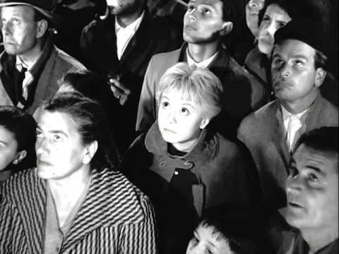 Martin Scorsese on ''La Strada''