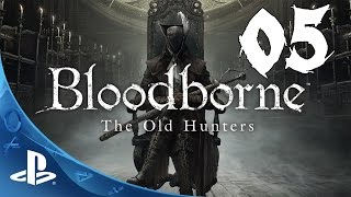 Bloodborne: The Old Hunters Walkthrough - Part 5: Research Hall