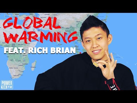 Rich Brian | GLOBAL WARMING