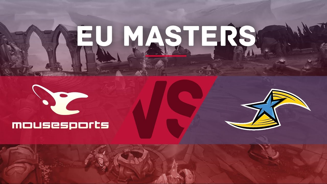 League Of Legends European Masters