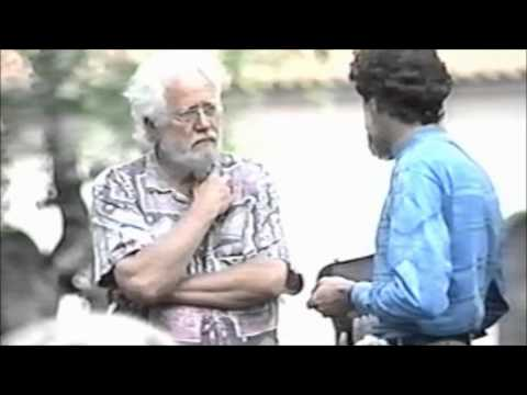 A Conversation with Terence Mckenna and Alexander Sasha Shulgin 1993