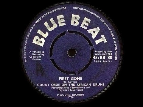 Count Ossie - First Gone
