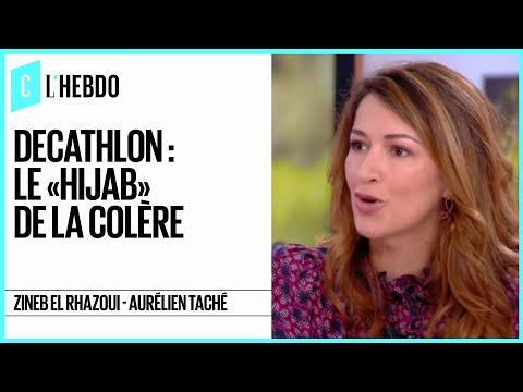 """Décathlon : le """"hijab"""" de la colère - C l'hebdo - 02/03/2019"""