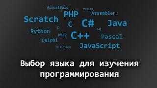 Какой язык программирования лучше выбрать первым?