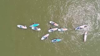 YSUP 2018 Yeiskwind профессиональное обучение виндсерфингу
