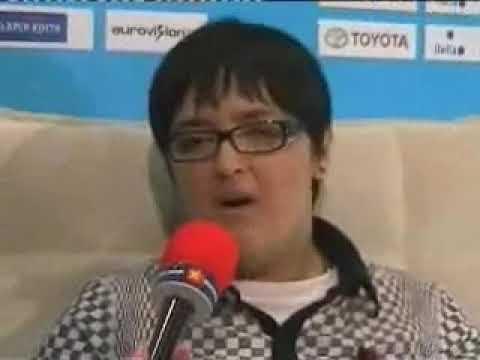 INTERVIEW WITH MARIJA SERIFOVIC (SERBIA 2007)