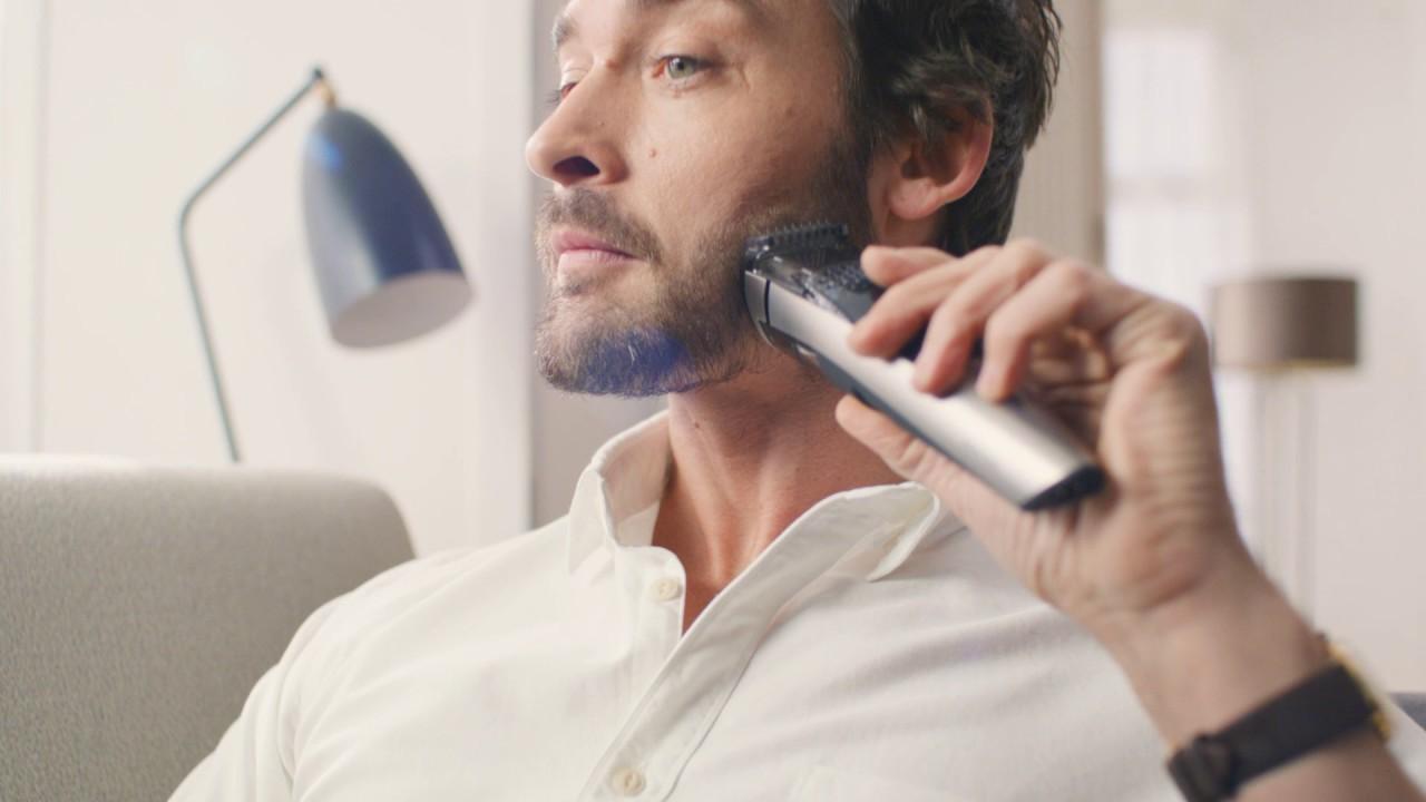 Philips Series 7000 vákuumos szakállvágó - TV reklám  278e4856a3