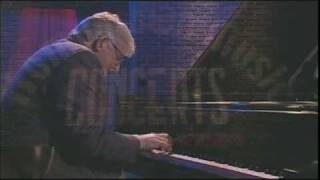 Pianist Bill Mays plays Clare Fischer