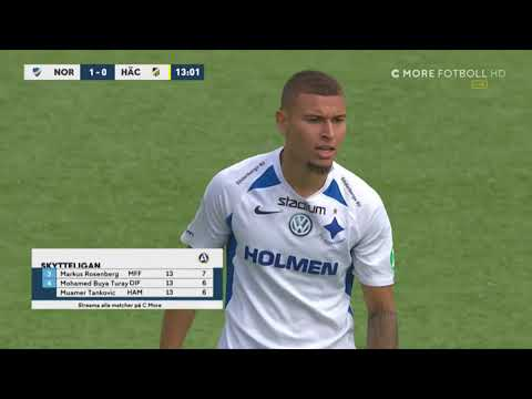 IFK Norrköping - BK Häcken Omg 14 2019-07-07