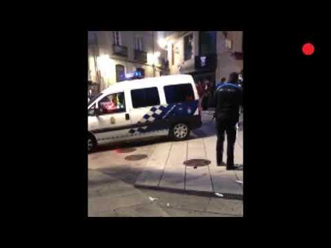 La Policía Local, acorralada en al reyerta de la zona de vinos 03/05/2021