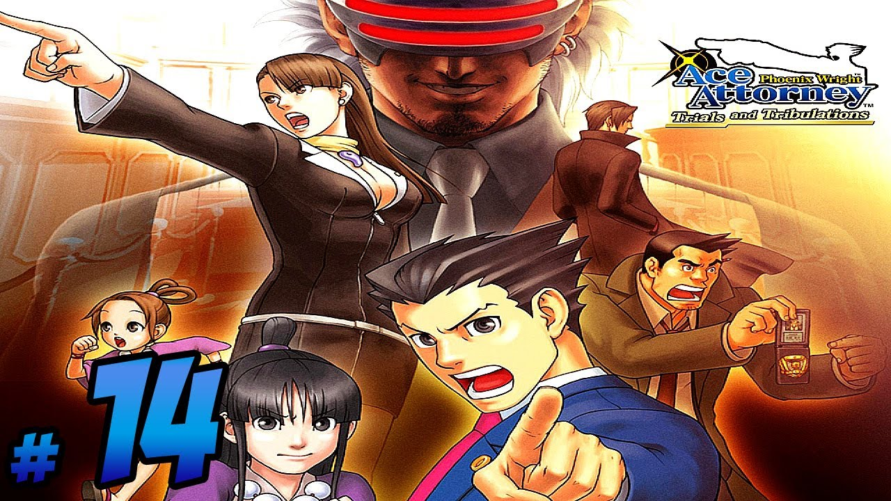 Phoenix Wright Ace Attorney Trials And Tribulations Turnabout