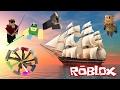 GEMİ İLE LABİRENTE GİTTİK! - Roblox GERÇEK HAYAT #4