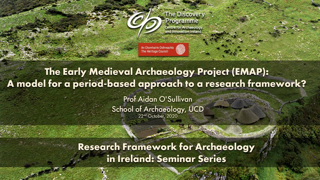 The Early Medieval Archaeology Project: A model for a period-based approach to a research framework?