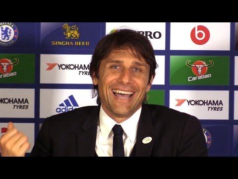 Chelsea 4-3 Watford - Antonio Conte Full Post Match Press Conference