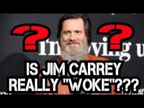 is jim carrey really woke or nah woke vegan responds youtube