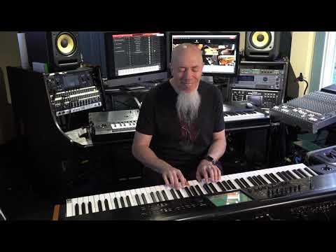 Jordan Rudess Plays SampleTank 4: Ethnic
