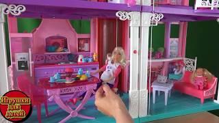 Видео с куклами Барби наконец родила дочку у доктора Кевина, Кен счастлив(Видео с куклами Барби наконец родила дочку у доктора Кевина, Кен счастлив., 2015-08-17T21:27:24.000Z)