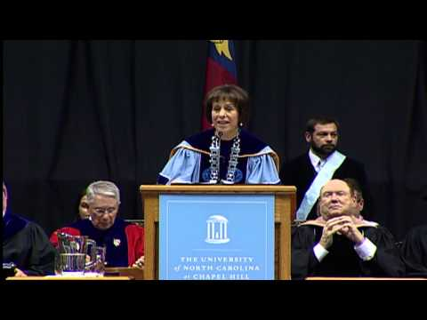 2013 Winter Commencement at UNC-Chapel Hill   Full Ceremony