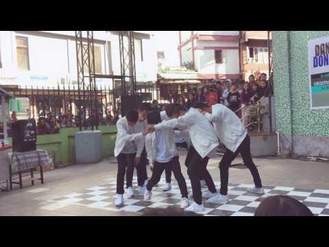 BTS - BST (FROZEN CREW) Dance Cover D4D 2016