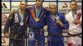 FINAL Atleta Shizen Bruno Cuppari x Dimitrius Souza , Campeonato Paulista 2014 ( FPJJ )  .