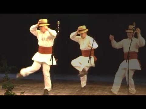 Hungarian Folk Music: Traditional Dance (MATOKABINDE)