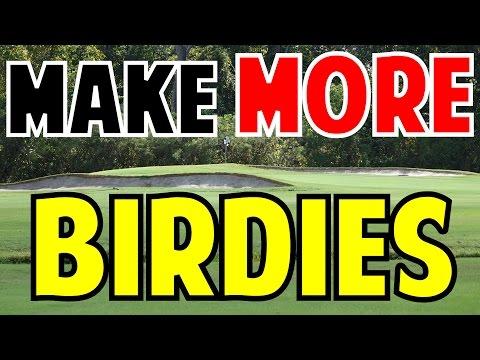 Golf Strategy   Plan to Make More Birdies