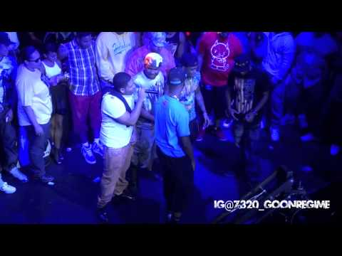 Goodz HitMan Holla & Conceited Running Down On Smack At SM3