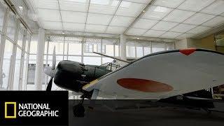 Japońskie myśliwce były używane do samobójczych ataków Kamikaze! [Wielkie konstrukcje III Rzeszy]