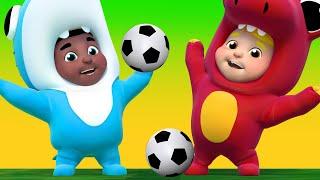 Children Music Karaoke 🎤 EXERCISE Soccer Baseball Football Sport Song 🎷One Zeez Nursery Rhymes