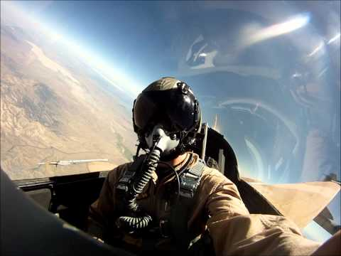 F-16 flight NSAWC