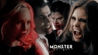 Monster Vampires TVD