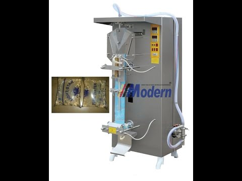 Automatic liquid packing machine, sachet water filling machine, sachet  packaging machine