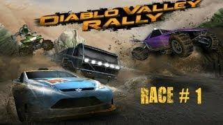 Diablo Valley Rally: Race 1 • Unity3D Racing Games • Mopixie.com
