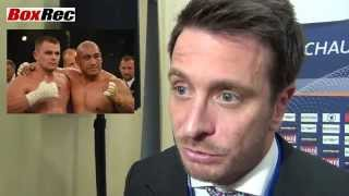 Kalle Sauerland BoxRec News Interview, Bamberg, 24th November 2013