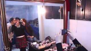 Sedef Tesettür Giyim / Katalog çekim Backstage