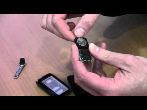 2012 | Toyota | Prius V | Replace Smart Key Battery | How ...