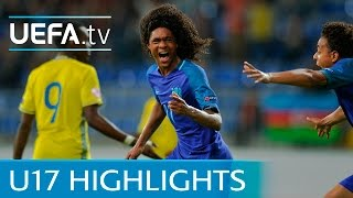 Watch the best of the action from Baku as Tahith Chong's opportunis...
