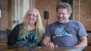 Julie & Scott of Solar Roadways talk passion, crowdfunding and community