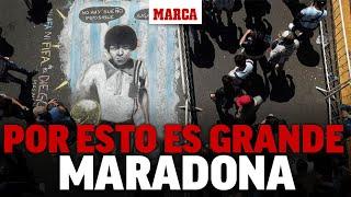 Maradona en números: repasa toda su carrera I MARCA