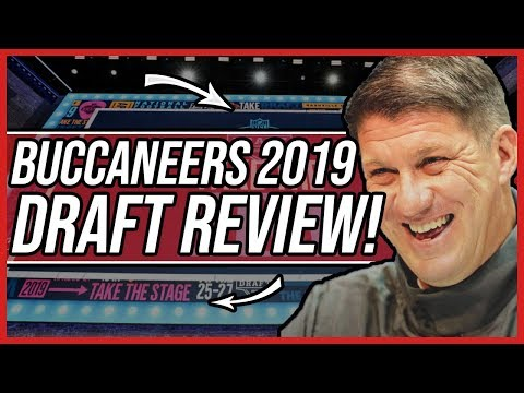 Tampa Bay Buccaneers 2019 NFL Draft Review! What kinds of players did the buccaneers get?