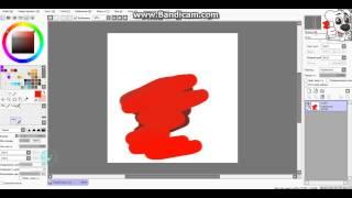 как создать кисть в Easy Paint Tool Sai?Ответ найден!!!